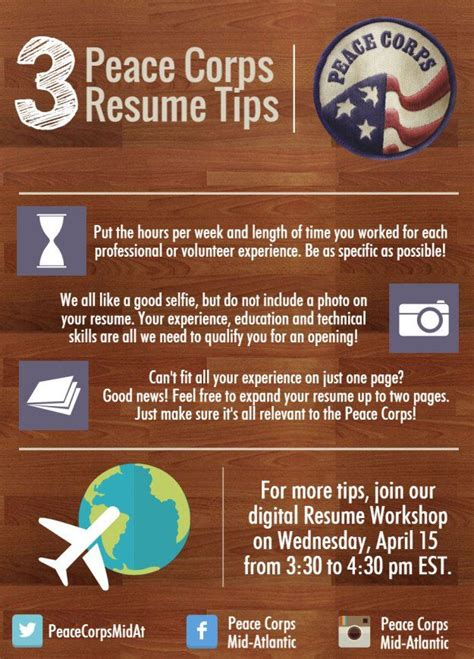 peace corps resume sle 28 images lauries resume free