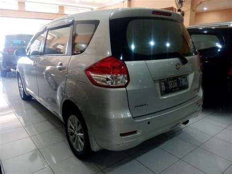 Mobil Bekas Suzuki Ertiga 2015 ertiga gl tahun 2014 2015 mobilbekas