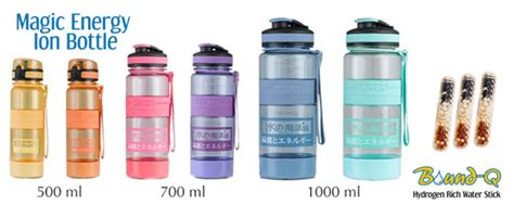 Botol Air Tempat Minum Water Drop 500ml Magic Energy Ion Bottle Botol Air Minum Kesehatan Cara Mudah Hasilkan Air Alkali Klik Info