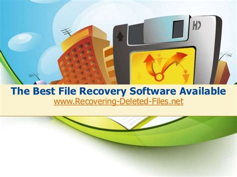 best recover files top file recovery software