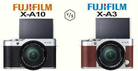 Kamera Fujifilm Xa10 kamera mirrorless fujifilm x a3 vs xa10 bagus mana ini perbedaanya review kamera terbaru