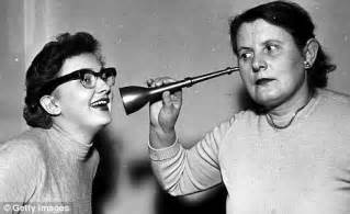 let s hear it for the 21st century ear trumpet daily