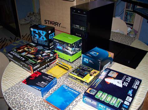 montage d un pc de bureau assemblage test et vente d un pc gamer quot nvidia 3d