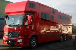car haus bespoke handmade horsebox trucks luxury trucks
