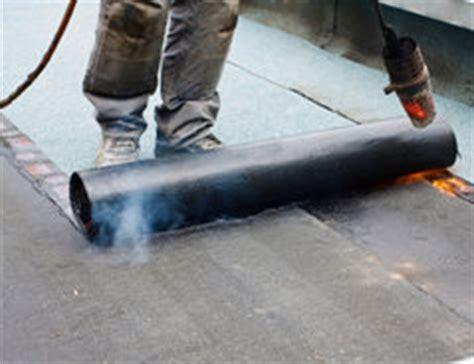 Dach Mit Bitumenbahnen Decken 4603 by Dachpappe Besandet Hilfreiche Hinweise Zur Verlegung