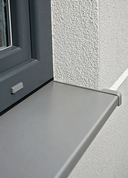 fensterbank din prezentare produs glaf exterior puritamo detaliu colt