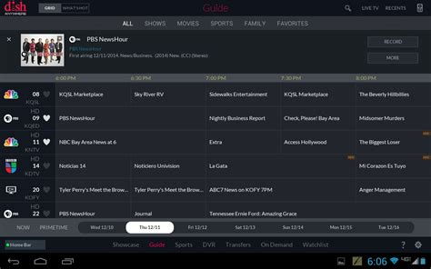dish tv apk dish anywhere android apps on play
