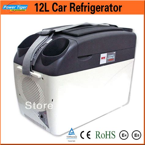 Freezer Box Mini Baru 12l car refrigerator 12v portable cooling and heating