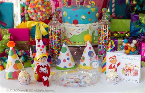 On The Shelf Birthday Ideas by Create Your Own Diy On The Shelf Birthday