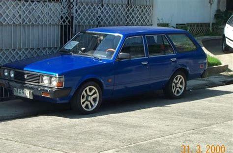 1980 Toyota Wagon Another Glenn Asehan 1980 Toyota Corona Post 2693276 By