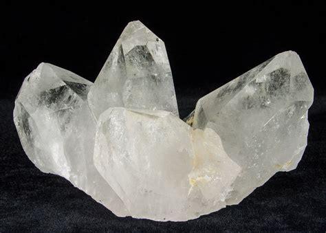 quartz cluster specimen mineral gem