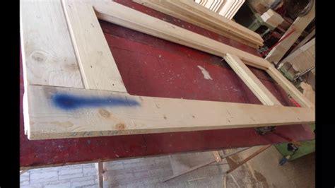 costruire una persiana costruzione persiane scuretti legno