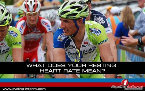 what does scow up mean what does your resting heart rate mean