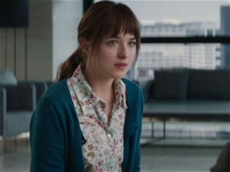 Fifty Shades Of Grey Movie Cast Ana | fifty shades of grey christian turns the table on ana