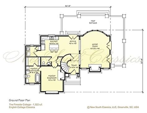 storybook home floor plans home design and style