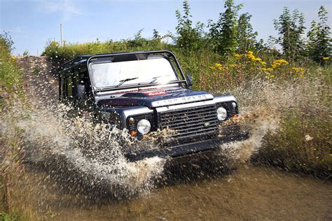 land rover off road xcar takes the land rover defender off road hypebeast