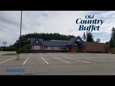 abandoned old country buffet erie pa youtube