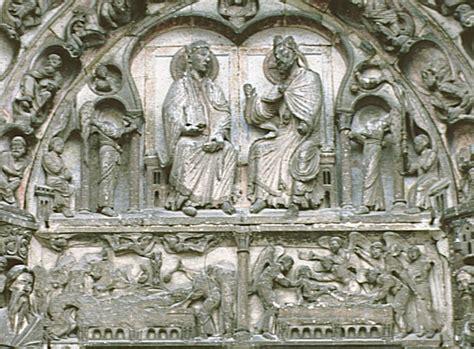 V Ii Virginal images of the west portal cathedral of notre dame senlis
