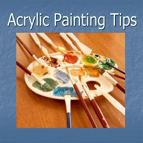 acrylic painting learning acrylic painting tutorials learning
