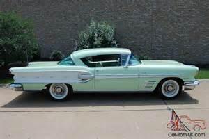 1958 Pontiac Bonneville 1958 Pontiac Bonneville
