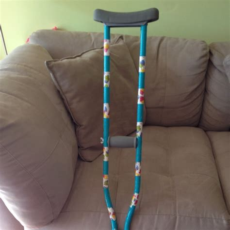 Crutches Comfortable Padding by 1000 Images About Crutch Couture On