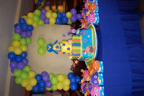 backyardigans cake birthdays and