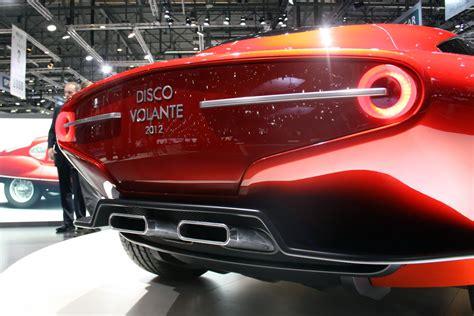 alfa romeo disco volante touring concept photo alfa romeo disco volante concept touring concept car