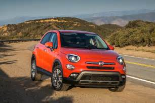 Fiat 500x 2016 2016 Fiat 500x Trekking Front End Photo 6