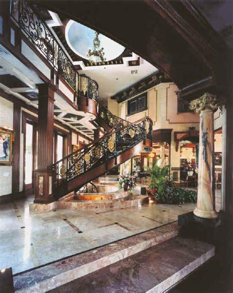 luxury house interiors  european  traditional