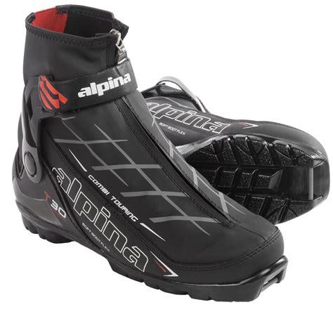 ski shoes alpina t30 touring nordic ski boots for save 84