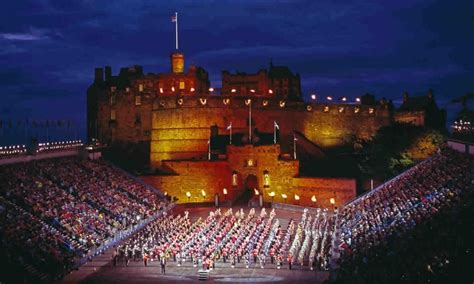 tattoo at edinburgh castle edinburgh festivals you don t want to miss