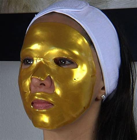 Masker Mask Naturgo Gold Anti Aging By Hanasui bling bling anti aging 24k gold mask things