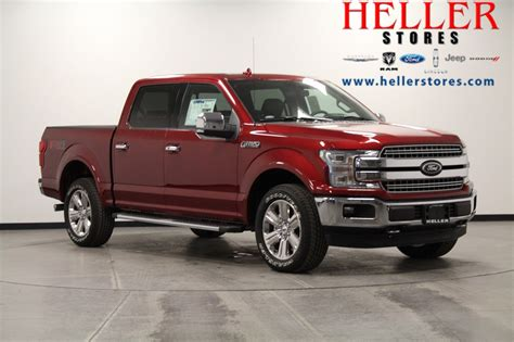 New Ford 2018 F 150 by New 2018 Ford F 150 Lariat Crew Cab In El Paso