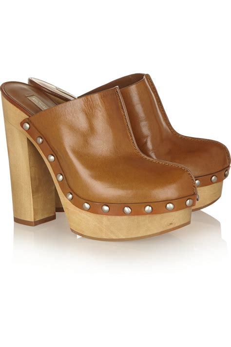 mules and clogs for summer 2015 high heeled mules