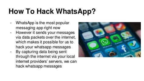 how to a sniffer whats app sniffer how to hack whatsapp messages