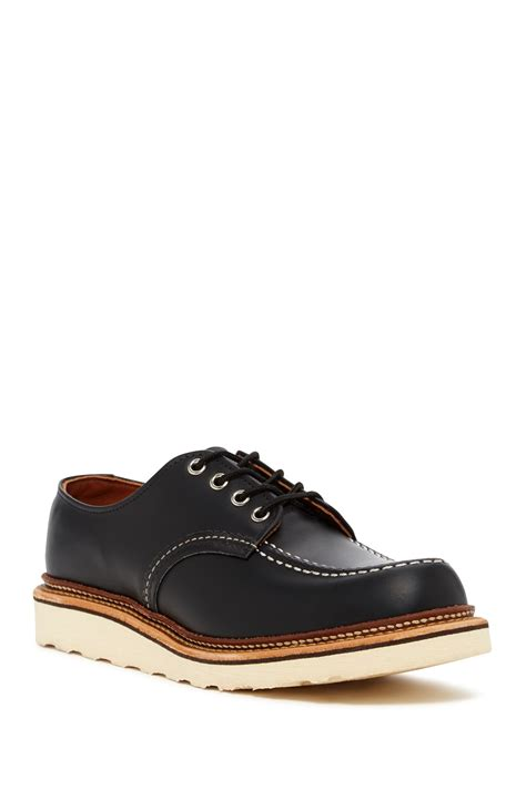 second shoes wing oxford lace up shoe factory second