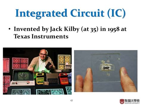 when was the integrated circuit invented semiconductor and electronic circuits