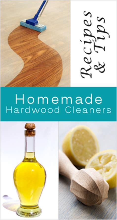 homemade hardwood floor cleaner recipes tips tipnut com