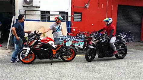 Lowering Kit Kawasaki 250 Z250 Monosl kawasaki z250 x 2 bazzaz zfi after tuning motodynamics technology malaysia