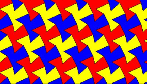 shape or pattern definition math with mrs d tessellations day 1