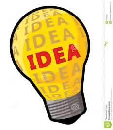 idea bulb concept stock vector image of idea bright