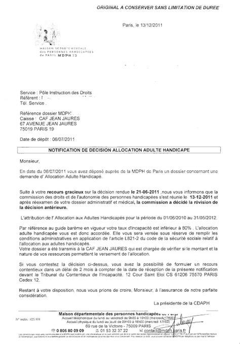 Modele Lettre De Recours Pour Un Refus De Visa Court Séjour Modele Lettre Recours Gracieux Mdph Document