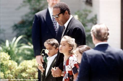 nicole brown simpson house haunted oj s children reveal the curse of their father 20 years after nicole simpson s brutal