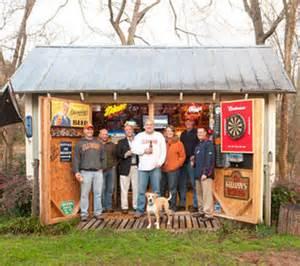8 sheds turned into awesome mancaves