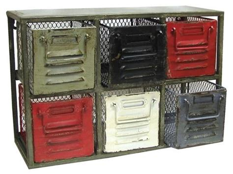 metal cabinet with 6 drawers shop hobby from hobby lobby