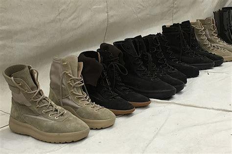 Diskon Adidas Yeezy Crepe Boots Black Season2 yeezy season 2 la baston fr