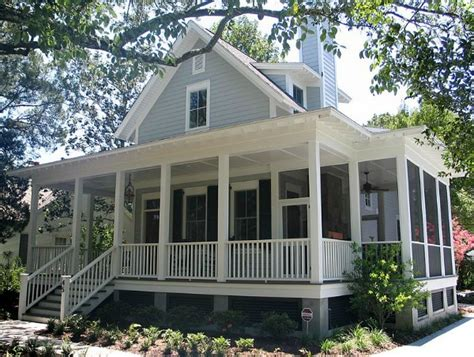 cottage floor plans with screened porch sugarberry cottage 5 small houses built with the same