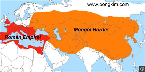 mongol empire map genealogical society of california maps