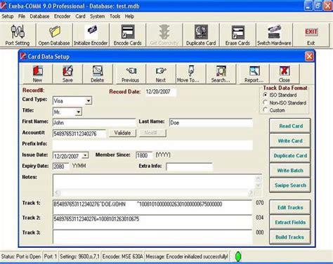 Credit Card Encoding Format Posts Trackerlasvegas