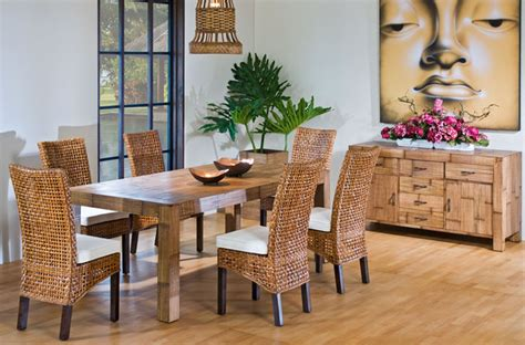tropical dining chairs large  beautiful  photo